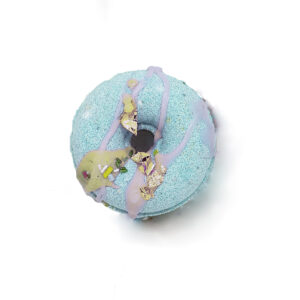 Blue Donut Bath Bomb