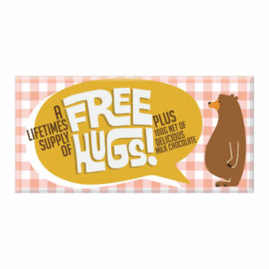 Free-Hugs-Chocolate Bar
