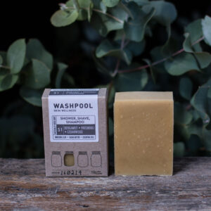 Bergamot · Patchouli · Cedarwood- 3 in 1 - Shower, Shave, Shampoo