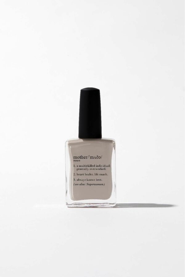 Definition of a Mother - Nude Polish