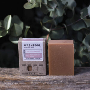 Ivory Kaolin Clay · Rose- Facial Cleanser Bar
