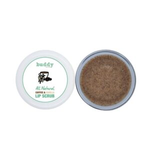 Buddy Scrub Coffee & Vanilla Lip Scrub