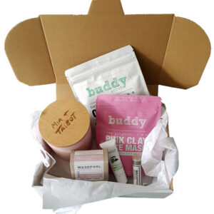 Pink Pamper Hamper with Tumbler