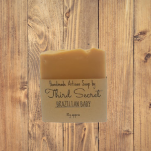 Brazilian Baby - Third Secret Soap Bar 112g