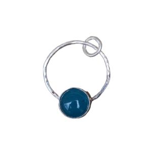 Blue_Quartz_Chalcedony_pendant