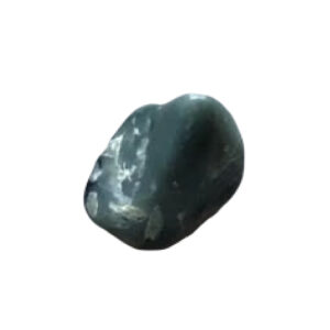 Emerald Tumbled Stone - 1pc
