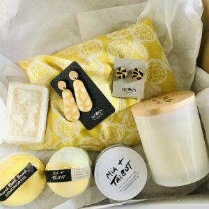 Yellow Pamper Hamper - Select your own products