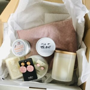 Pink Pamper Hamper - Select your own products