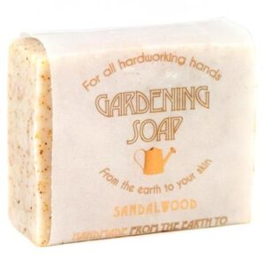 Gardening Soap - Sandalwood