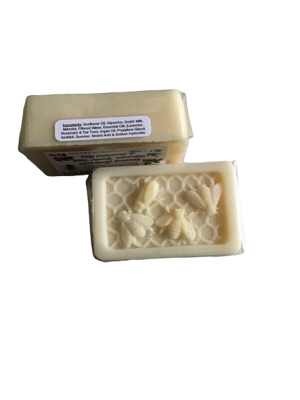 Hofstras Hives - Manuka Soap with Goats Milk & Essential Oils