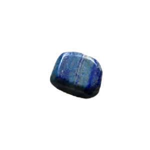 Lapis Lazuli Tumbled Stone - 1pc