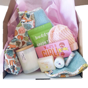 It's A Girl! - Mum & Bub Gift Box