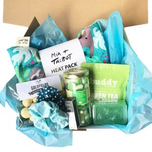 Blue Pamper Hamper