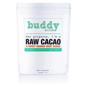Raw Cacao Body Scrub